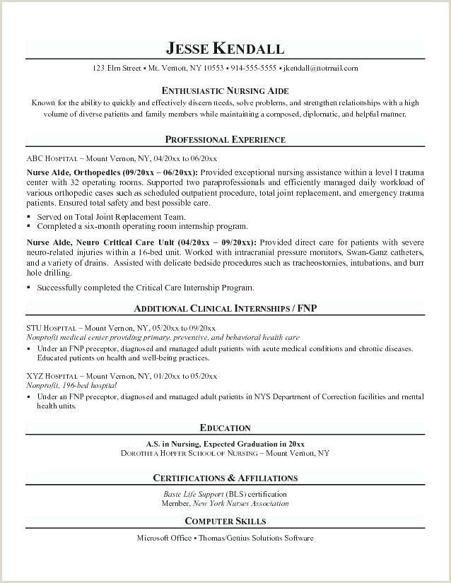 Cna Resume Example Sample Sample Cna Resume – Cna Resume