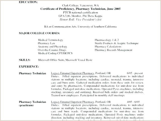 pharmacist resume format – paknts