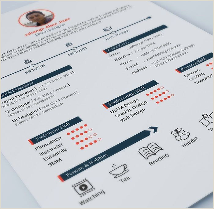 Standard Cv format In Bangladesh Pdf 48 Simple Cv Designr Xenakisworld