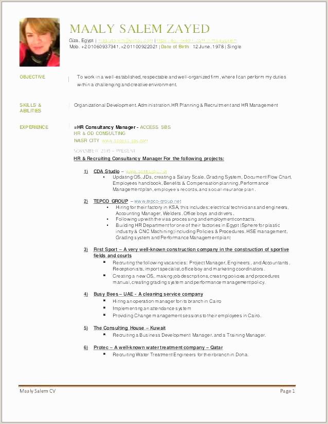 Standard Cv format In Uae Cv Factory Exemple 23 Best Factory Worker Resume Example