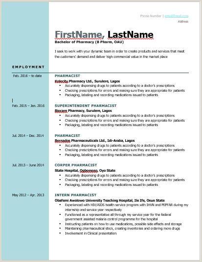 Standard Cv format Nigeria Image Result for Sample Of Curriculum Vitae In Nigeria