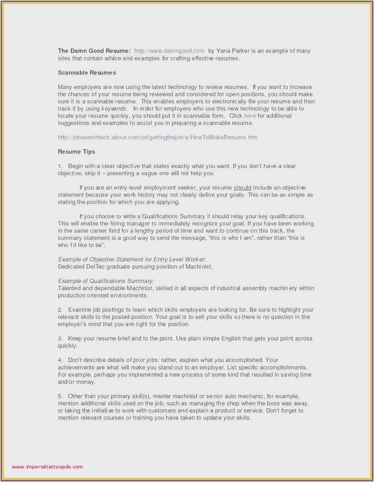 Standard Cv format with Cover Letter 9 Production assistant Resume Examples