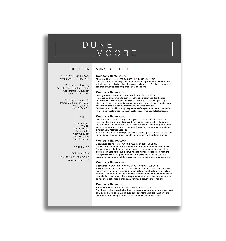 44 Simple Cv Models Worldindoorlacrosse