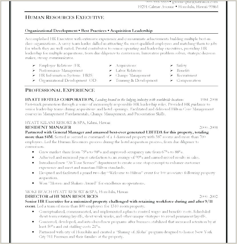 Sample Resume For Teaching Profession Freshers New Teacher