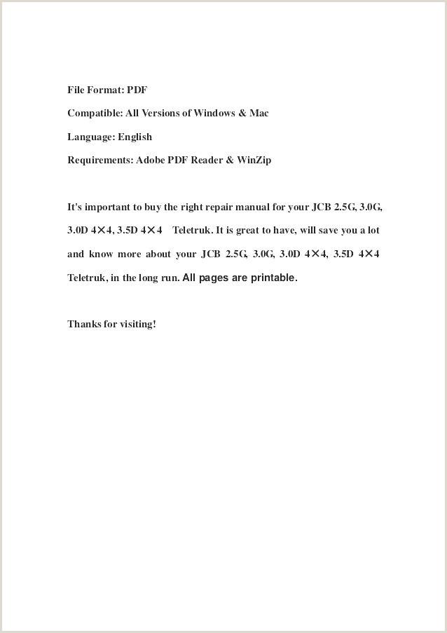 Standard Resume format In Pdf Cv Reader Nouveau Resume Illustrator Resume Template
