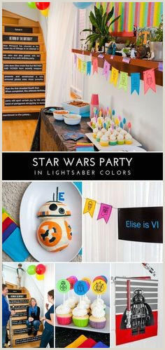 823 Best Star Wars Birthday Party Theme images in 2019