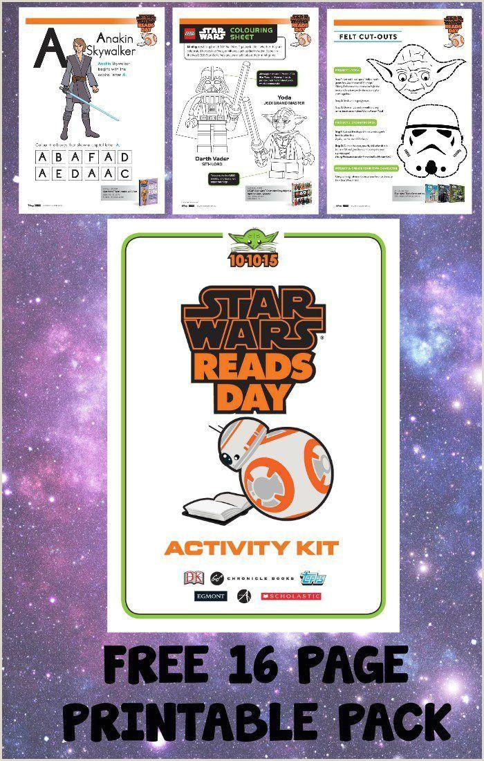 Printable Star Wars Activity Sheets Star Wars