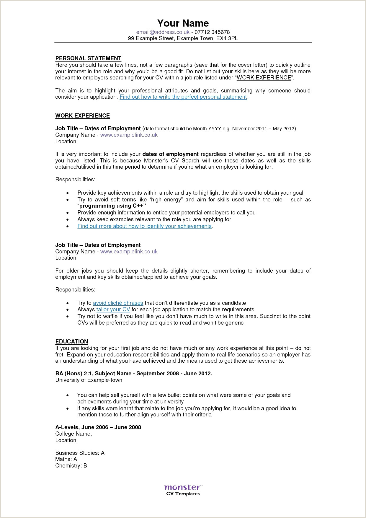 Really Good Resume Examples Elegant How to Start A Resume