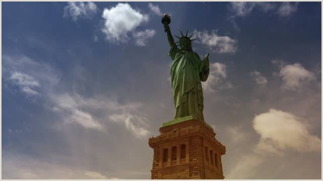 Best Lady Liberty Crown Stock Videos and Royalty Free