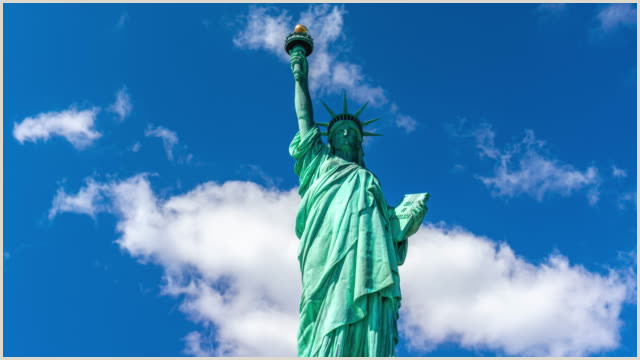 Statue Of Liberty Crown Template Best Lady Liberty Crown Stock Videos and Royalty Free