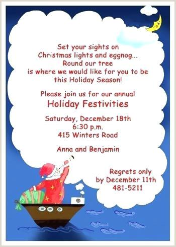 Funny Christmas Invitations Invites pany Party Invitation