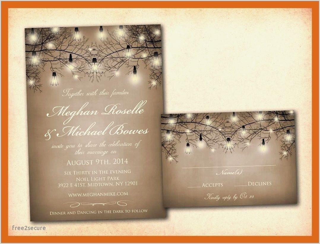 Mason Jar Wedding Invitation Fresh Rustic Yellow orange