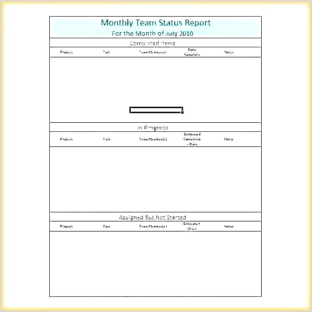 Student Progress Report Template Word Student Progress Report Template Example Work Status Daily
