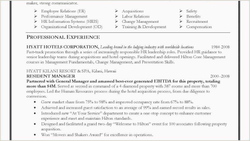 Subway Resume Fresh Subway Resume Unique top Resume formats
