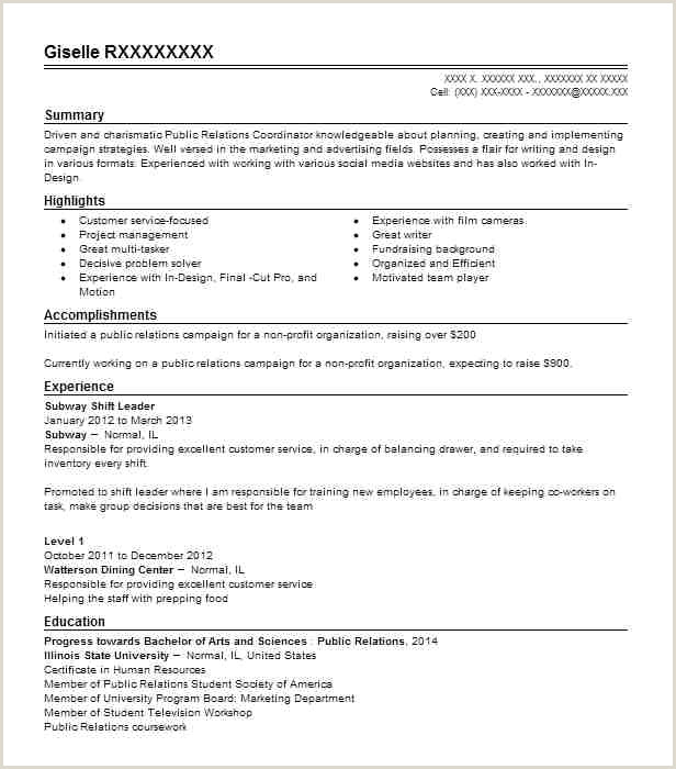Assignment Resume Fall Subway Resume Barraques