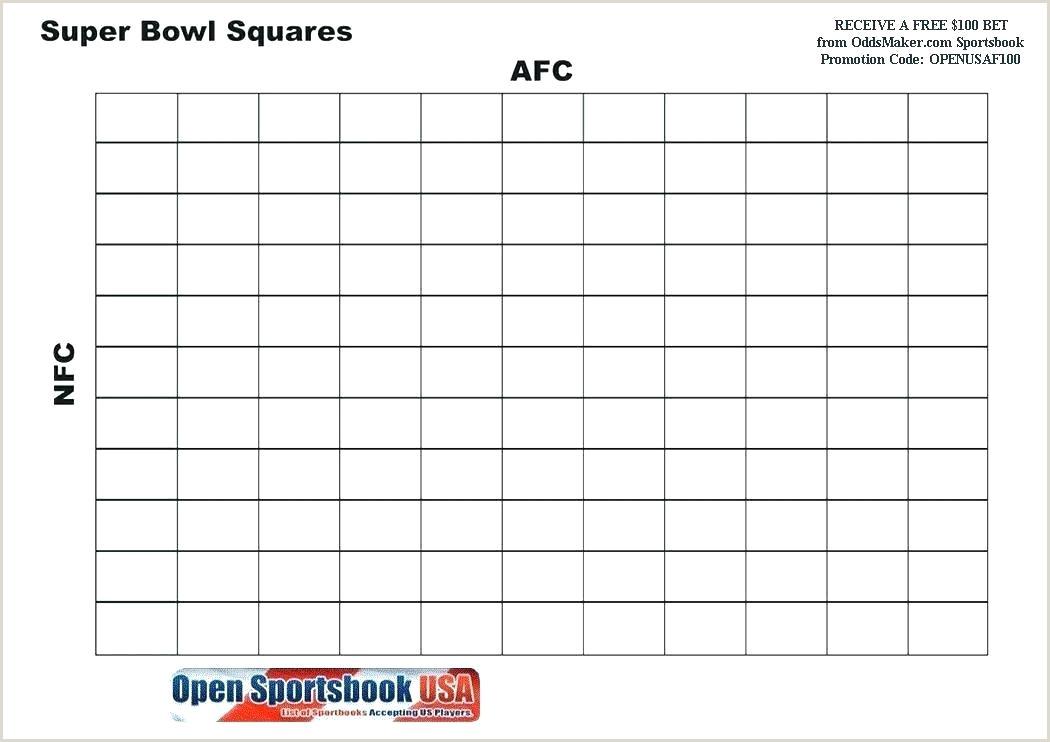 football square board template