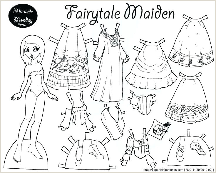 Super Hero Paper Doll Dolls Coloring Pages – Itswow