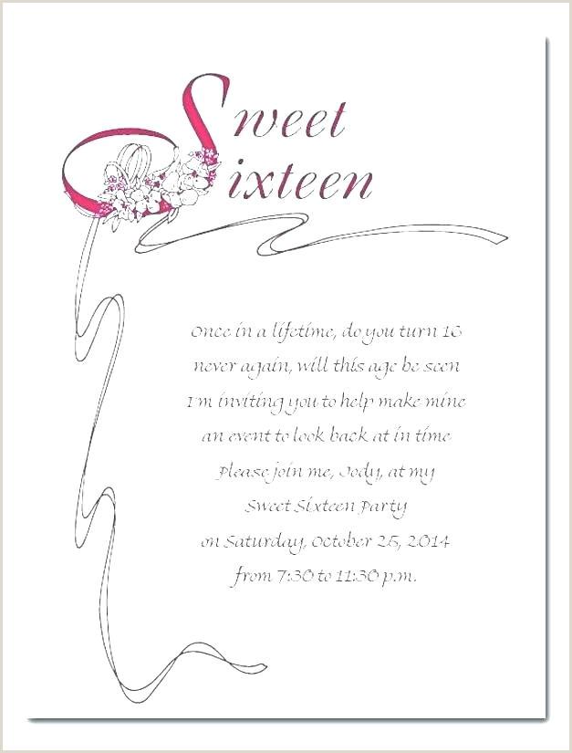 sweet sixteen program template