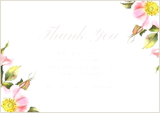 Sympathy Thank You Card Condolence Template Note Format