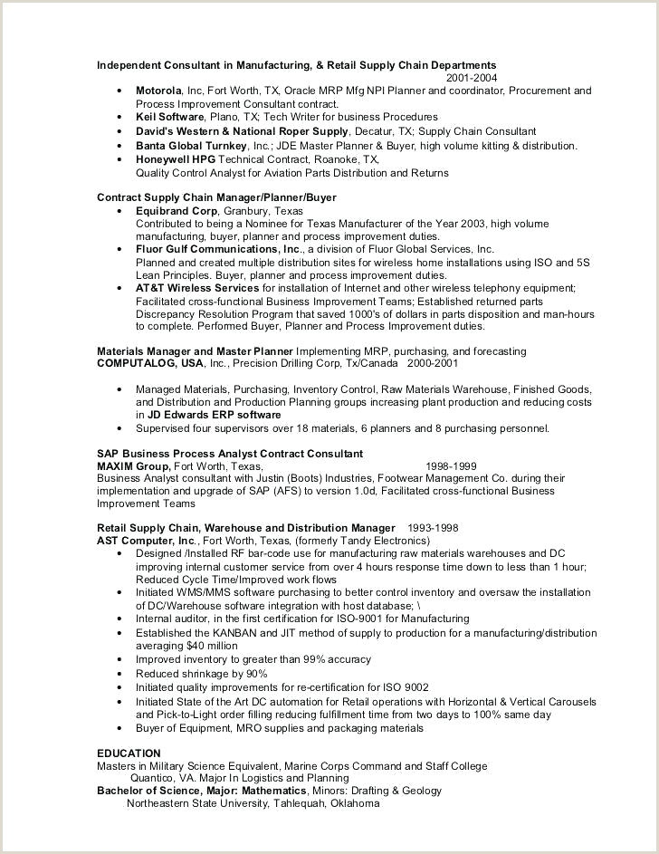 10 business manager resume