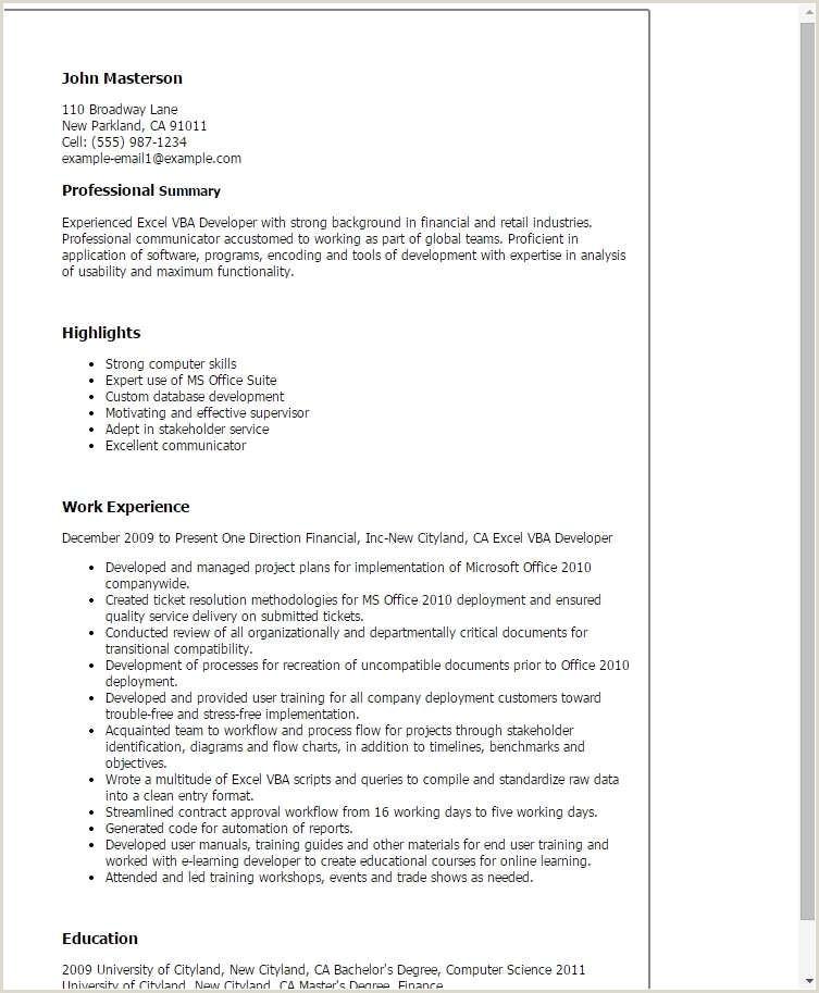 Sample Teaching Resume New Resumes Samples for Teachers