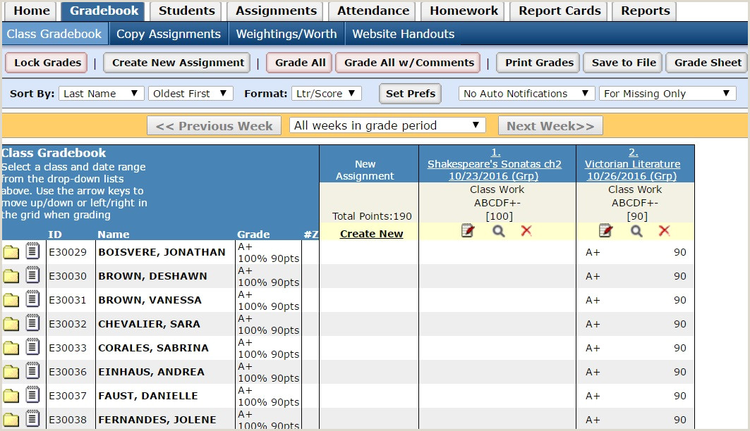 Free Gradebook Software Download