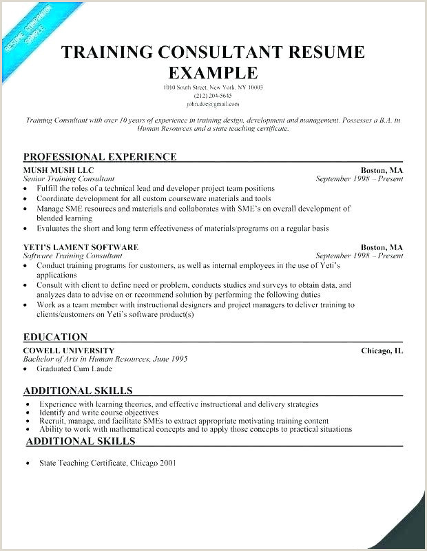 Technical Trainer Resume Fitness Instructor Resume Sample – Growthnotes