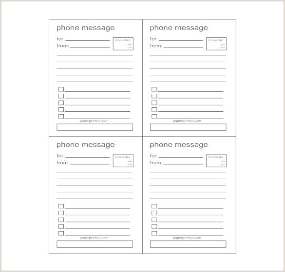Update Phone Message Template Free For Doctor fice Log