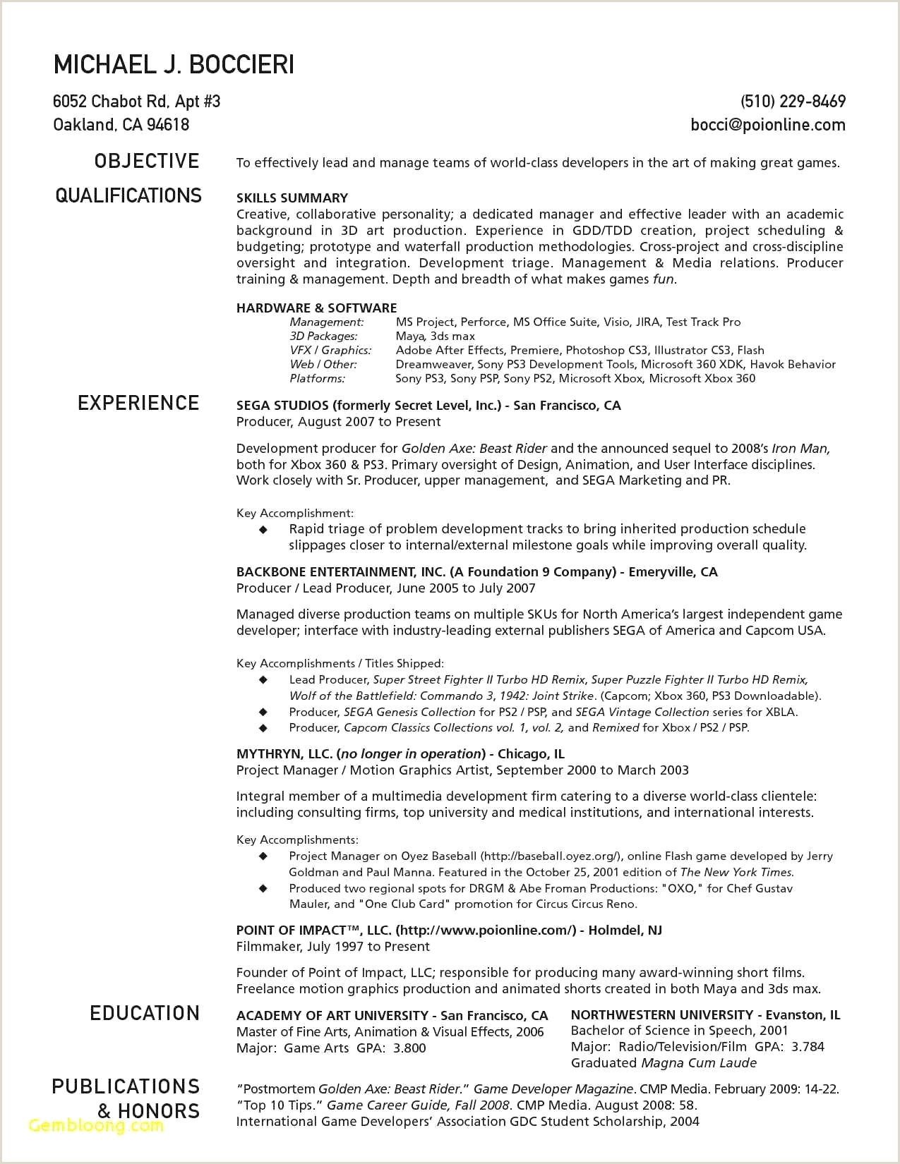 Test Manager Resume software Quality assurance Resume Best Manager Cv Lovely