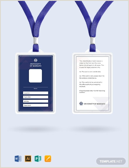 388 FREE ID Card Templates in Microsoft Publisher
