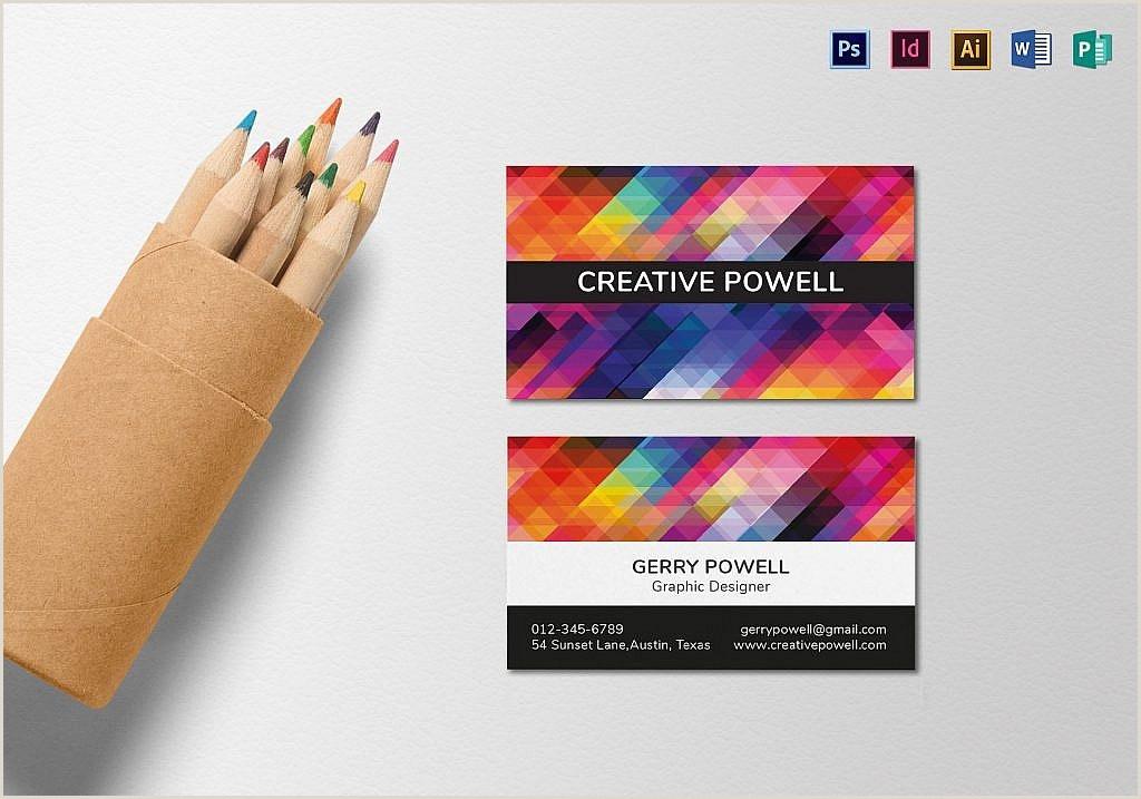 55 Beautiful Business Card Designs