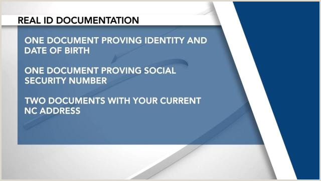 Texas Paper Id Template Make Appointment Gather Documents to Real Id Wral