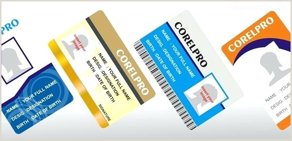 Free Id Card Template School I Format In Word Download