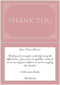 Thank You after Funeral Wording 78 Best Funeral Thank You Cards Images In 2019