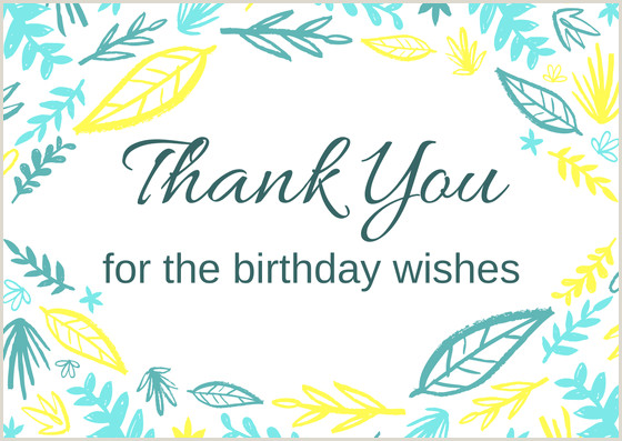 Thank You for Sympathy Card with Money How to Say Thank You for Birthday Wishes On