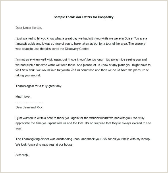 Thank You Letter for Pastor Appreciation Personal Thank You Letter Template – Metabots