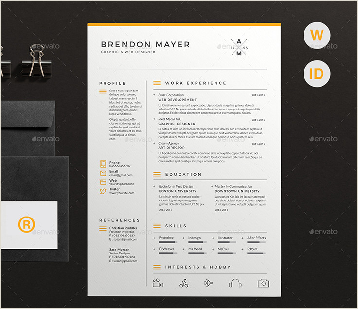 Best resume templates to help you land your dream job in 2017