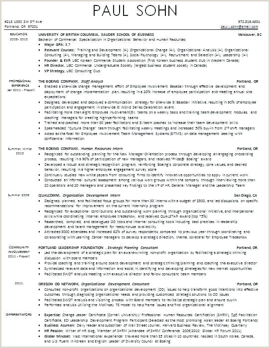 Consulting Template Resume Templates Cv Format Pin Word