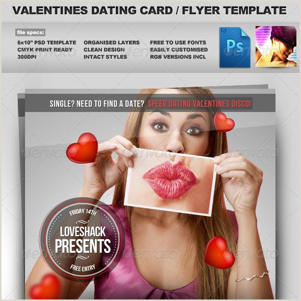 Tinder Profile Template Psd Dating Graphics Designs & Templates From Graphicriver