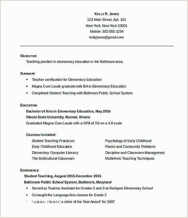 Awesome Examples Professional Summary for Resume – 50ger