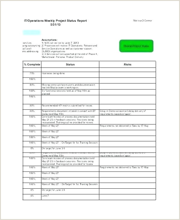 Training Evaluation Report Template Feedback Sample