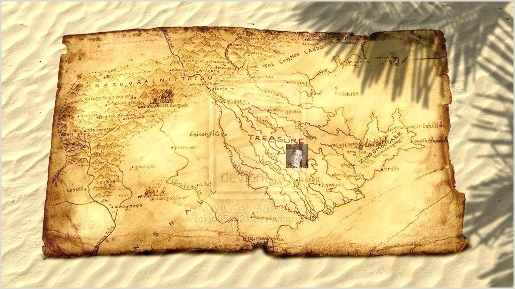 Treasure Map Template Microsoft Word 6 Treasure Map Templates Free Excel Documents Download Blank