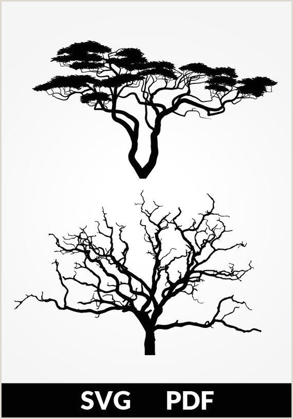 Tree with Branches Template Pin On Products