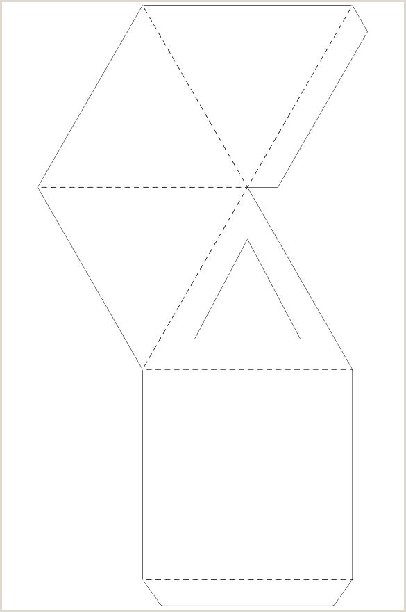 Gable Box Template Free Download Gain Creativity Templates
