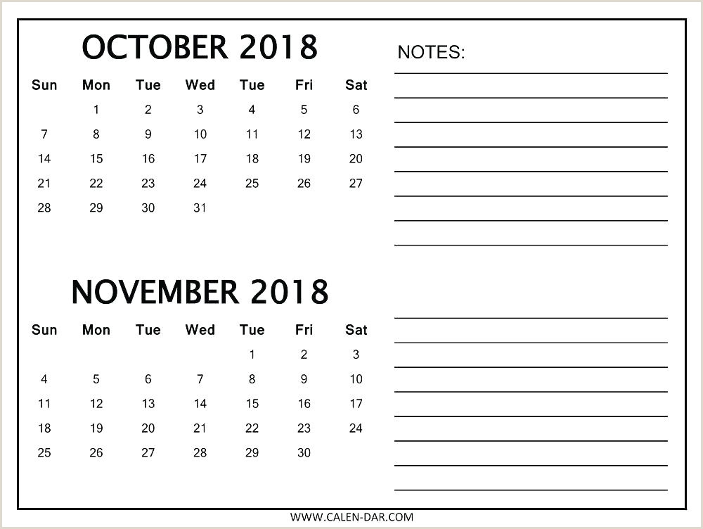Two Page Monthly Calendar Template Free Blank Calendar Template Awesome Printable Monthly Work