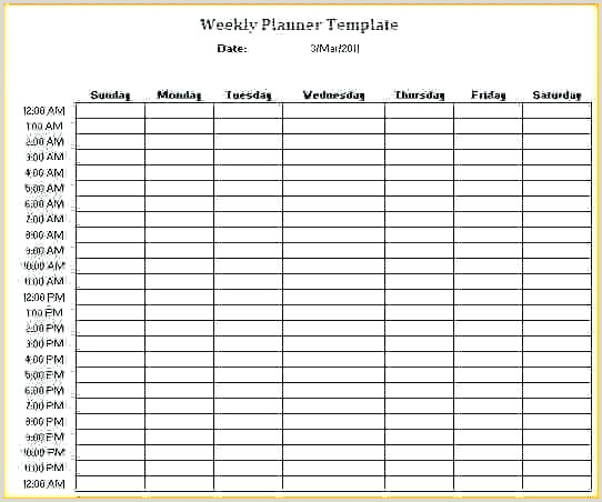 Template Free Printable 2 Week Calendar Download 1 Word