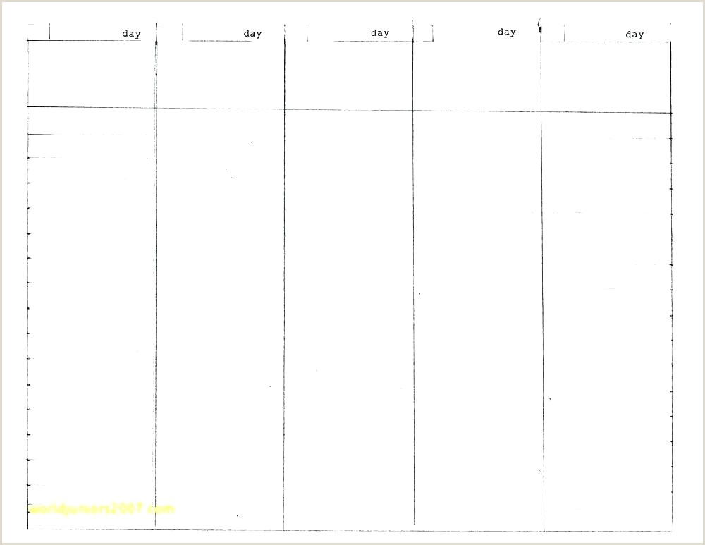 Two Week Look Ahead Schedule Template Schedule Planner Template Lovely Weekly With Times Time Ti