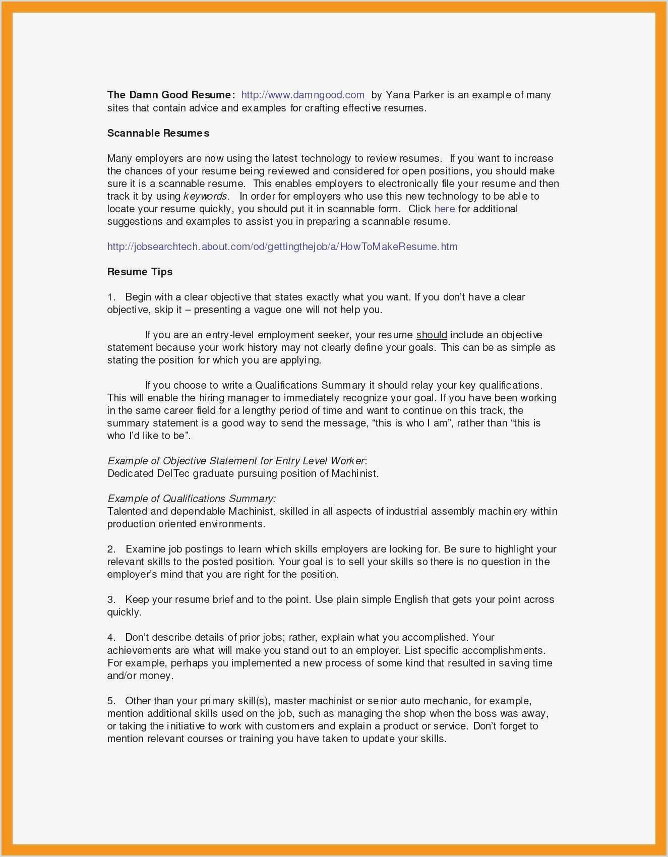Cv Et Lettre De Motivation Pdf Part 5 Resume Collection