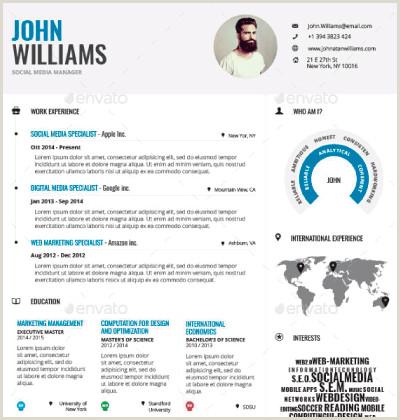 Un Modelo De Curriculum Vitae Para Rellenar Descargar Plantilla De Curriculum Vitae Creativo
