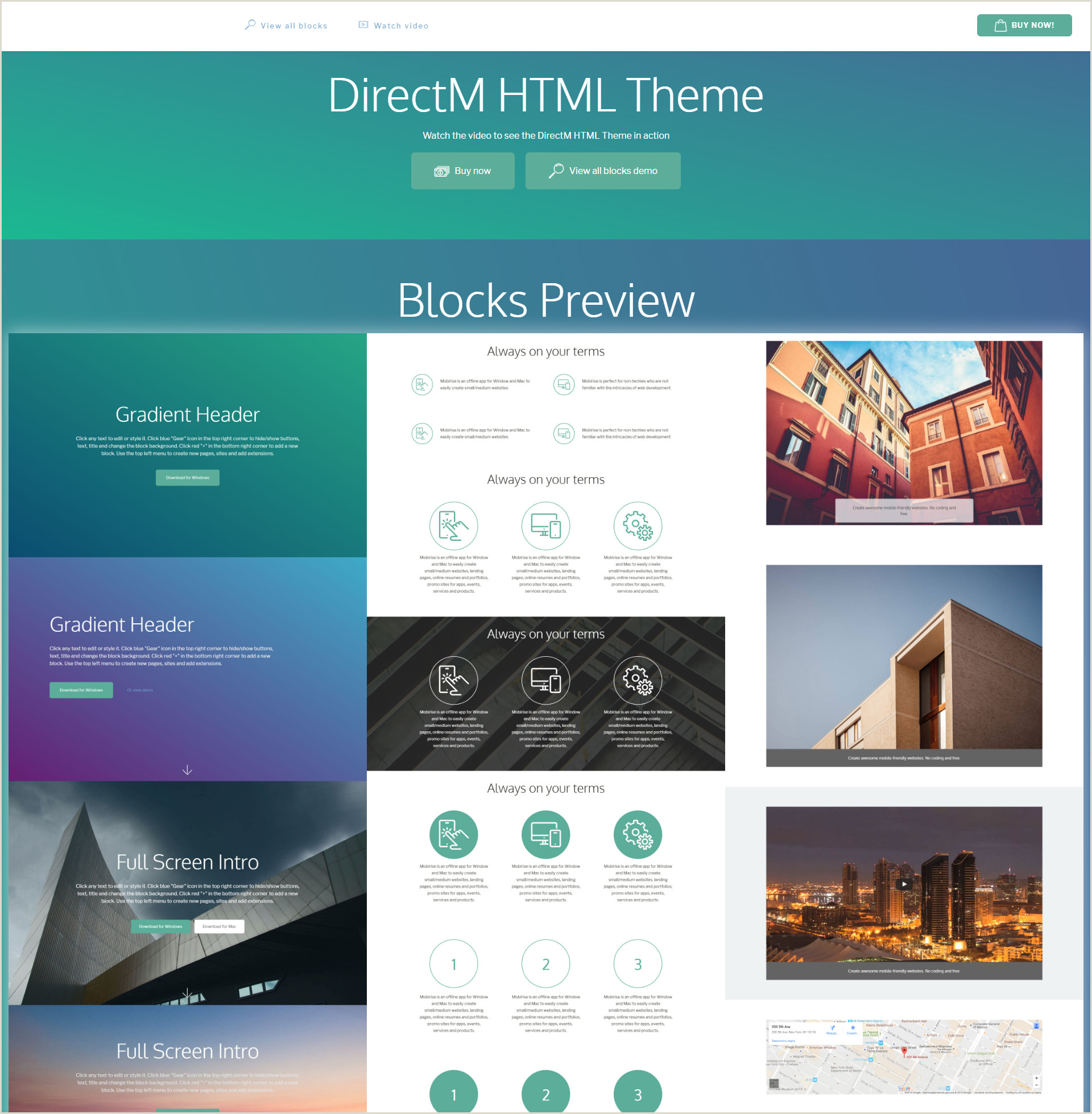 Under Construction HTML Free 80 Free Bootstrap Templates You Can T Miss In 2019